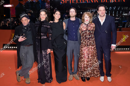 "Editorial picture of 68TH BERLINALE: ""3 Days in Quiberon (3 Tage in Quiberon)"" Premiere, Berlin, Germany - 19 Feb 2018"