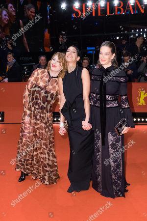 Marie Baeumer, Emily Atef, Birgit Minichmayr,