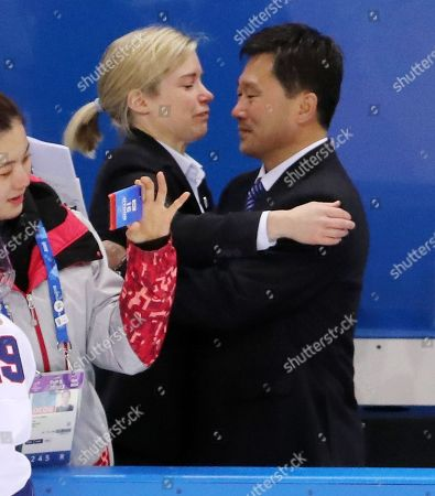 Editorial picture of Ice Hockey - PyeongChang 2018 Olympic Games, Gangneung, Korea - 20 Feb 2018