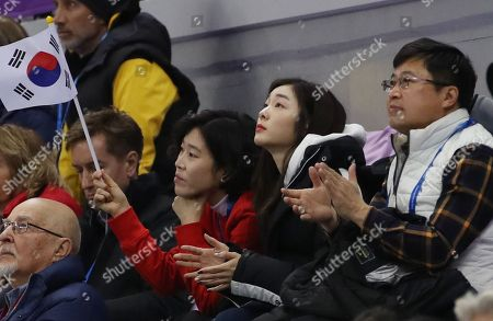 Editorial photo of Figure Skating - PyeongChang 2018 Olympic Games, Gangneung, Korea - 20 Feb 2018
