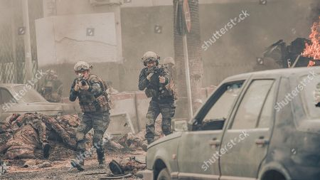 "Editorial image of ""Operation Red Sea"" Film - 2018"