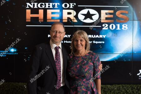 Editorial picture of Jewish News Night of Heroes, London, UK - 19 Feb 2018