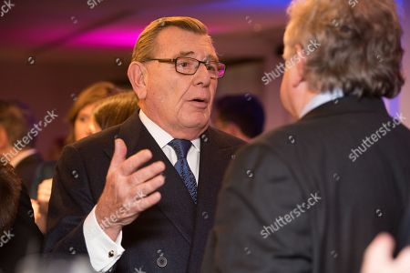 Stock Picture of Gerald Ronson.