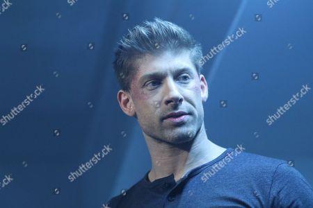 Stock Photo of Alain Moussi
