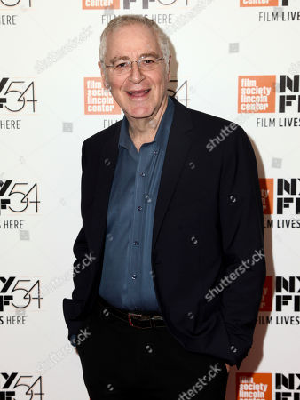"""Author Ron Chernow attends the """"Manchester By The Sea"""" premiere during the 54th New York Film Festival in New York. Chernow is among this year's inductees in the American Academy of Arts and Letters. The new members will be formally inducted in May"""