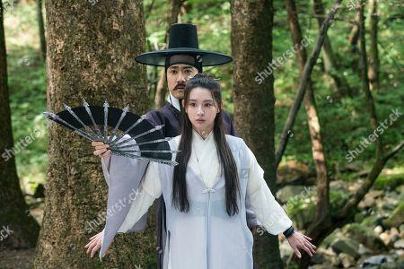 Myung-min Kim, Ji-won Kim
