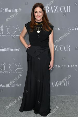 Editorial photo of 20th Annual Costume Designers Guild Awards, Arrivals, Los Angeles, USA - 20 Feb 2018