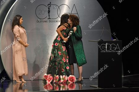 Editorial photo of 20th Annual Costume Designers Guild Awards, Show, Los Angeles, USA - 20 Feb 2018