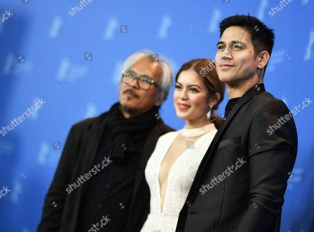 Editorial photo of Season of the Devil - Photocall - 68th Berlin Film Festival, Germany - 20 Feb 2018