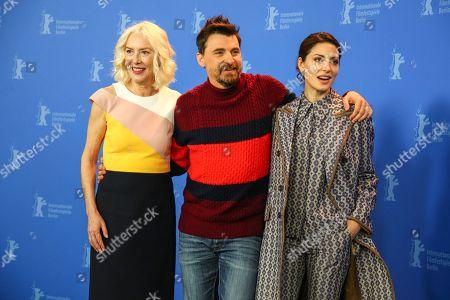 Ramon Salazar, Barbara Lennie and Susi Sanchez