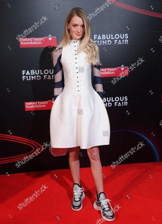 Editorial photo of Fabulous Fund Fair, London, UK - 20 Feb 2018