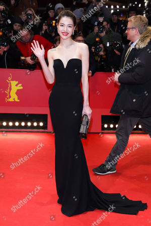 Editorial photo of Premiere of the movie Don't Worry, He Won't Get Far On Foot at the 68th International Film Festival Berlinale, Berlin, Germany - 20 Feb 2018
