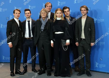 Editorial picture of The Silent Revolution - Photocall - 68th Berlin Film Festival, Germany - 20 Feb 2018