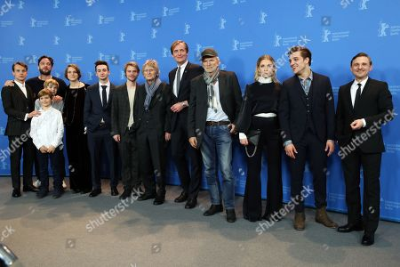Editorial image of The Silent Revolution - Photocall - 68th Berlin Film Festival, Germany - 20 Feb 2018