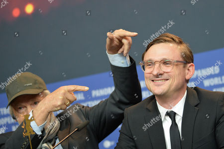 Stock Photo of Michael Gwisdek and Florian Lukas