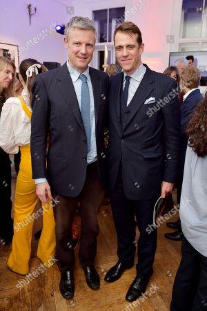 Zac Goldsmith and Ben Elliot
