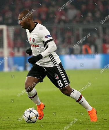 20.02.2018, Allianz Arena, Muenchen, GER, UEFA CL, FC Bayern Muenchen (GER) vs Besiktas Istanbul (TR) ,  Ryan Babel (Instanbul)