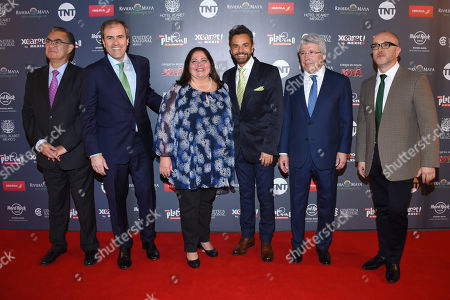 Editorial image of 5th Annual Platino Iberoamerican Film Awards photocall, Mexico City, Mexico - 20 Feb 2018