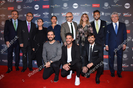 Editorial photo of 5th Annual Platino Iberoamerican Film Awards photocall, Mexico City, Mexico - 20 Feb 2018