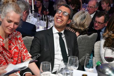Kamal Ahmed and Polly Glynn