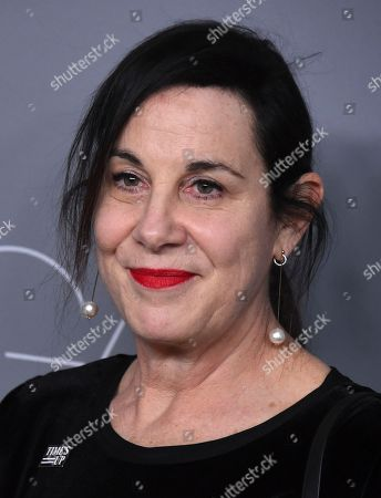 Arianne Phillips arrives at the 20th annual Costume Designers Guild Awards at The Beverly Hilton hotel, in Beverly Hills, Calif