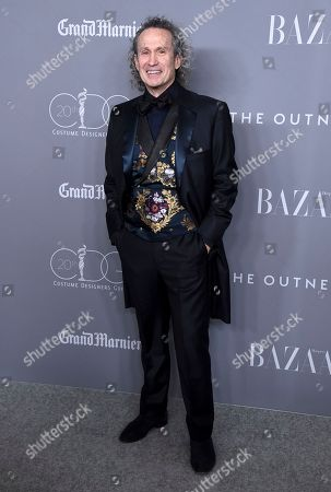 Stock Picture of Jeffrey Kurland arrives at the 20th annual Costume Designers Guild Awards at The Beverly Hilton hotel, in Beverly Hills, Calif