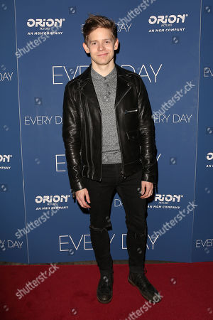 Stock Picture of Andrew Keenan-Bolger