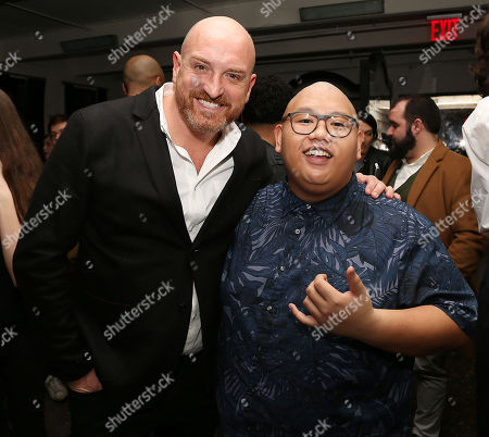 Michael Sucsy (Director) and Jacob Batalon