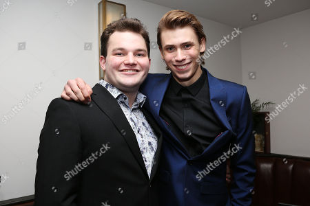 Jake Sim and Owen Teague
