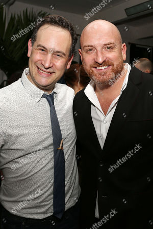 Stock Image of David Levithan (Author) and Michael Sucsy (Director)