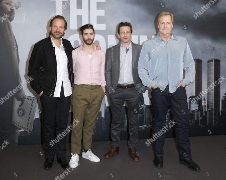 Peter Sarsgaard, Jeff Daniels, Tahir Rahim, Dan Futterman ..