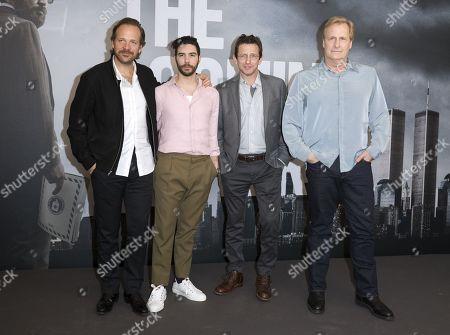 Stock Photo of Peter Sarsgaard, Jeff Daniels, Tahir Rahim, Dan Futterman ..
