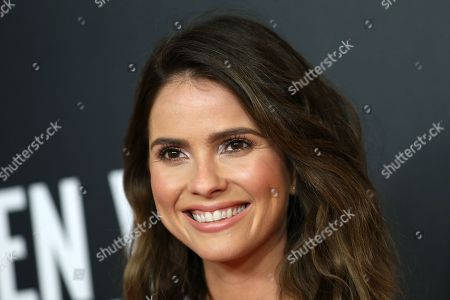 Stock Photo of Shelley Hennig