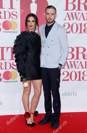 Editorial photo of 38th Brit Awards, Arrivals, The O2 Arena, London, UK - 21 Feb 2018