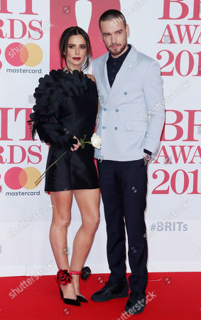 Editorial picture of 38th Brit Awards, Arrivals, The O2 Arena, London, UK - 21 Feb 2018