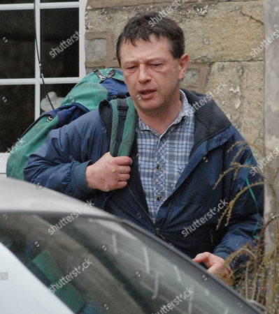 Disgraced Dj Andy Kershaw Returns To Waingap Farm Whitworth Near Rochdale Lancs Home Of His Parents Eileen Kershaw And Husband Ronald Pickup.the Dj Will Stay There After An Isle Of Man Judge Ruled He Should Leave The Island.