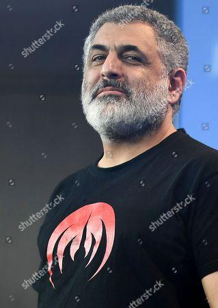Stock Image of Mani Haghighi