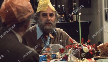 Editorial picture of 'Emmerdale Farm' TV Series UK - 1975