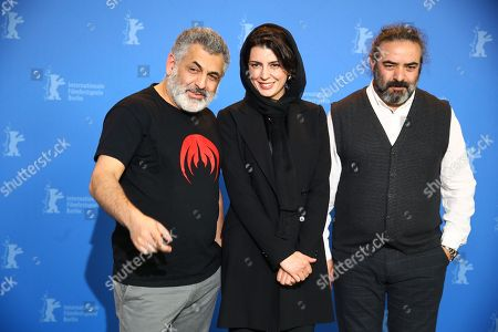 Mani Haghighi, Leila Hatami and Hasan Majuni
