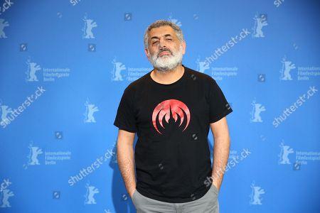 Iranian producer Mani Haghighi