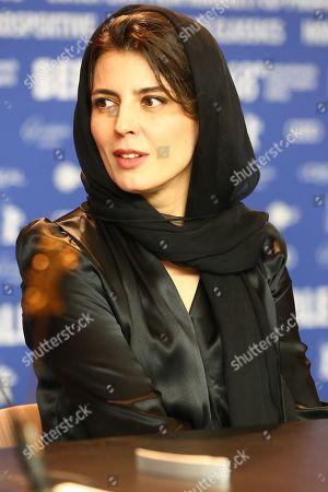 Stock Image of Iran actress Leila Hatami