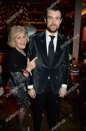 Hilary Amanda Jane and Jack Whitehall
