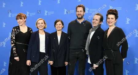 Editorial image of Unga Astrid - Photocall - 68th Berlin Film Festival, Germany - 21 Feb 2018