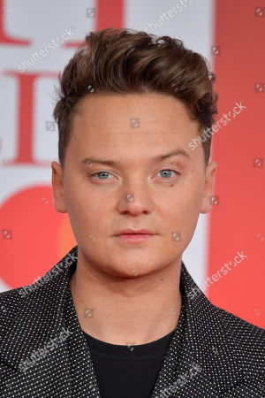 Stock Photo of Connor Maynard