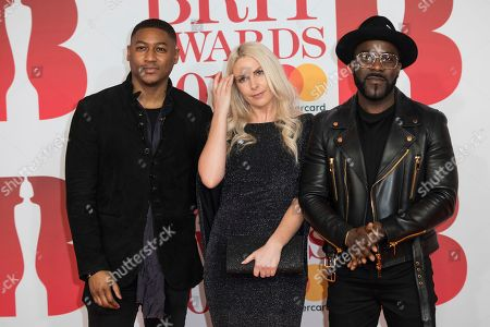 Editorial image of Britain Brit Awards 2018 Arrivals, London, United Kingdom - 21 Feb 2018