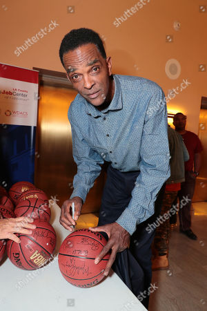 Stock Picture of Ralph Sampson