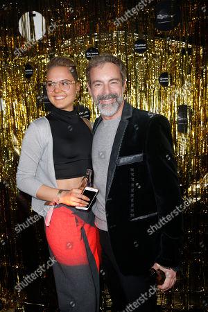 Gedeon Burkhard and Belen