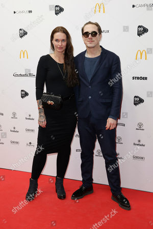 Stock Picture of Timur Bartels and Begleitung Stella