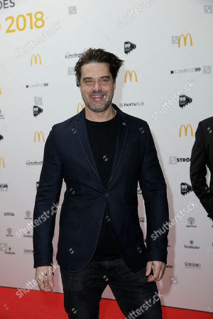 Editorial image of 99FireFilms Awards during the 68th International Film Festival Berlinale, Berlin, Germany - 21 Feb 2018