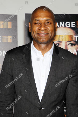 Stock Picture of Charles M. Blow